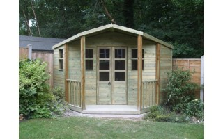 Garden Buildings / Heavy Duty Sheds