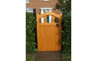 Classic Style Side Doors (Softwood)
