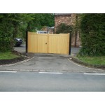 Gunstock Top Frame, Brace and Ledge (Softwood)-30