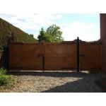 Gunstock Top Frame, Brace and Ledge (Softwood)-6
