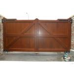 Gunstock Top Frame, Brace and Ledge (Softwood)-22