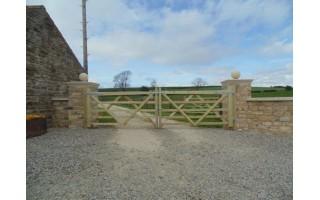 Standard 5 Bar Gates (Softwood)