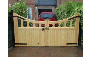 Swept Top Classic Style (Softwood)