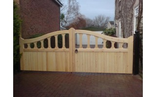 Bow Top Classic Style (Softwood)