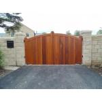 Arch Top Manor Hardwood -5