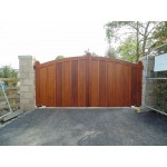 Arch Top Manor Hardwood -6